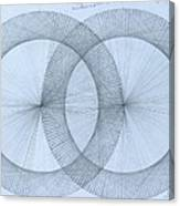 Magnetism Canvas Print