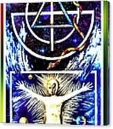 Myth Of Creation Canvas Print