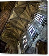 Narbonne Cathedral Canvas Print