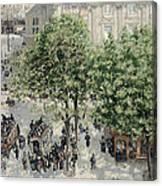 Place Du Theatre Francais Canvas Print
