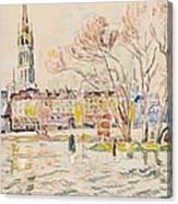 Rouen Canvas Print