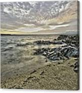 Skerries Ocean View Canvas Print