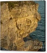 Sphinx...bahamian Natural Landscpe Canvas Print