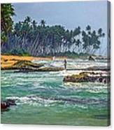 Sri Lanka Canvas Print