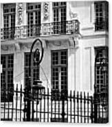St Germain Des Pres Canvas Print