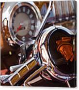 Steering Mercury Canvas Print