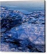 Superior Winter   Canvas Print