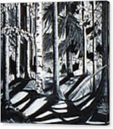 Take The Maine Path Canvas Print