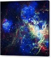 Tarantula Nebula 3 Canvas Print