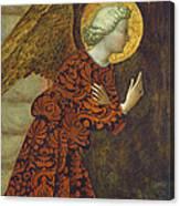 The Archangel Gabriel Canvas Print