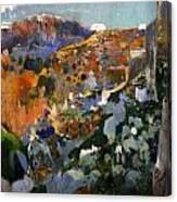 The Jewel Laleixar 1910 Canvas Print