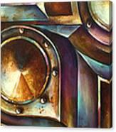 ' The Keep ' Canvas Print