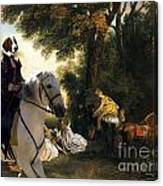 Welsh Springer Spaniel Art Canvas Print Canvas Print