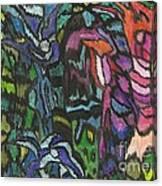 0002 Crevette Andalouse  Canvas Print