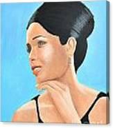 0003 Elnora Canvas Print