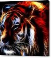 0012 Siberian Tiger Canvas Print