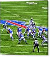0013 Buffalo Bills Vs Jets 30dec12 Canvas Print