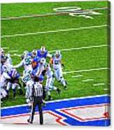 0016  Buffalo Bills Vs Jets 30dec12 Canvas Print