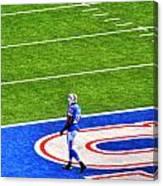 002 Buffalo Bills Vs Jets 30dec12 Canvas Print