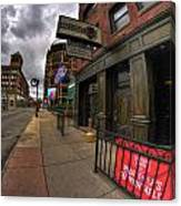 0020 Tap House Pub And Grill Canvas Print