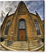 003 Westminster Presbyterian Church Canvas Print