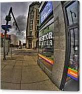 0031 Buffalo Niagara Visitor Center Canvas Print