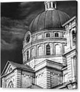 0039 The Basilica Of St. Josaphat Canvas Print