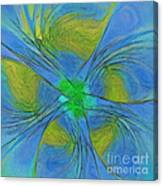 004 Abstract Canvas Print