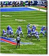 005 Buffalo Bills Vs Jets 30dec12 Canvas Print