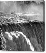 005a Niagara Falls Winter Wonderland Series Canvas Print