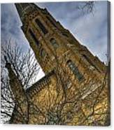 006 Westminster Presbyterian Church Canvas Print