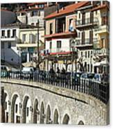 0074592 - Arachova Canvas Print