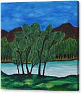 008 Landscape Canvas Print