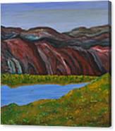 009 Landscape Canvas Print