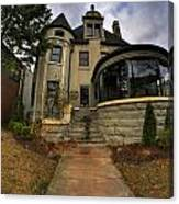 009 Law Offices Cornell Mansion Canvas Print