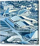 0097927 - Athens - Olympic Stadium Canvas Print