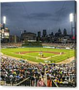 0101 Comerica Park - Detroit Michigan Canvas Print