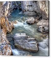 0144 Marble Canyon 2 Canvas Print