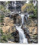 0194 Tangle Creek Falls 9 Canvas Print