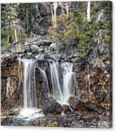 0202 Tangle Creek Falls 5 Canvas Print
