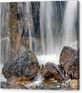 0203 Tangle Creek Falls 4 Canvas Print