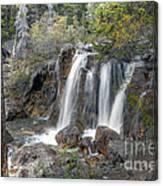 0204 Tangle Creek Falls 3 Canvas Print