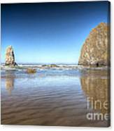 0238 Cannon Beach Oregon Canvas Print