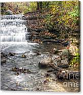 0278 South Elgin Waterfall Canvas Print