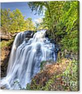 0302 Cuyahoga Valley National Park Brandywine Falls Canvas Print