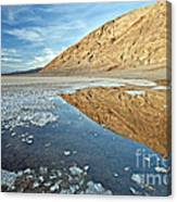 0330 Badwater Basin Canvas Print