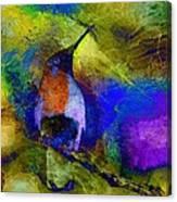 0328 Canvas Print