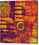 0482 Abstract Thought Canvas Print
