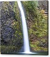 0509 Horsetail Falls Canvas Print