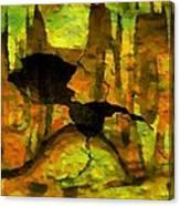 0519 Canvas Print